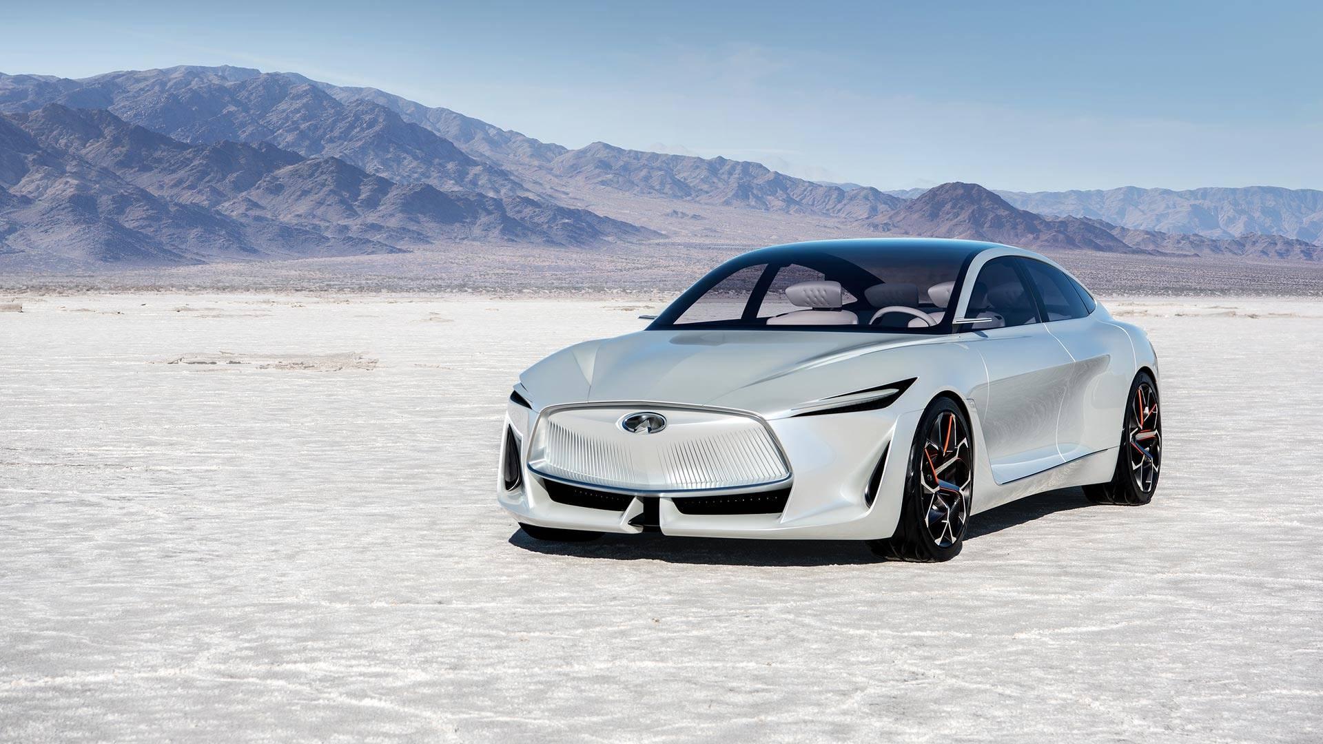 号称世界第一款发动机!全新英菲尼迪q inspiration概念车将发布